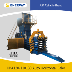 Fully Automatic Horizontal Baler for Plastic Bottle