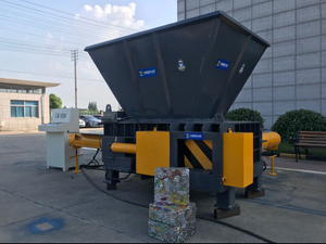 Universal High Quality Metal Baler Supplier for Aluminum Can