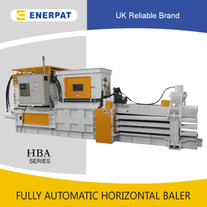 Fully Automatic Horizontal Baler HBA80-11075