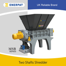 Aluminum Extrusion Shredder