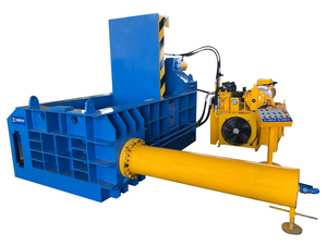 Automatic Scrap Metal Baler