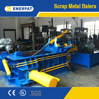Industrial Metal Baler