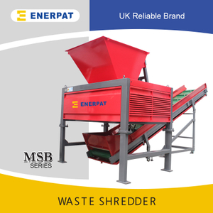 Chemical Barrels Shredder (ES-S1050)