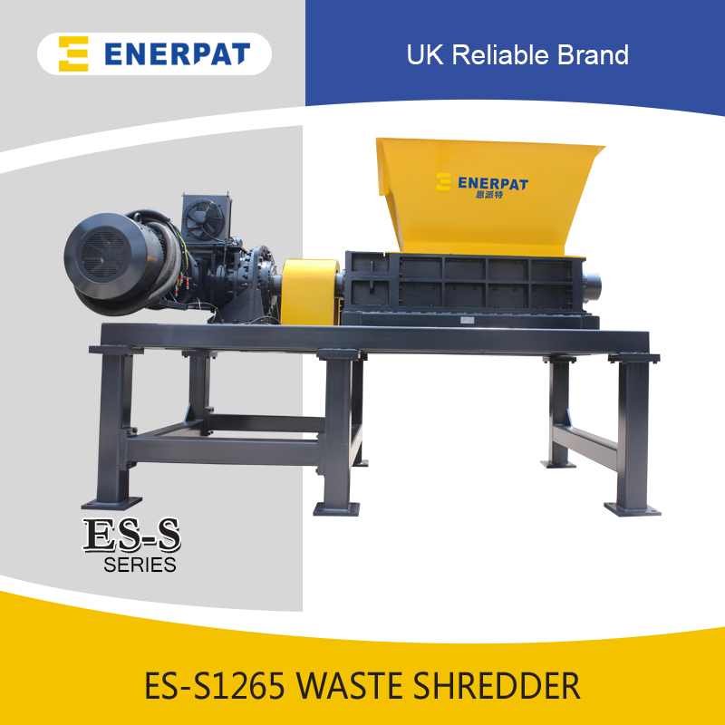 Industrial Waste Shredder (ES-S1265)