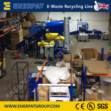 Electronic Waste Recycling Plant