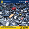 Quality Mobile Phone Shell two shaft Shredder