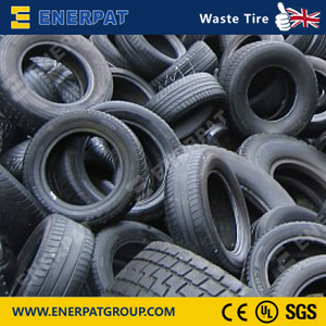 Economy Waste Tire Two Shaft Shredder
