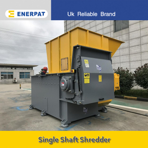 Commercial Chemical Barrels Single Shaft Shredder Manufacturer (MSA-F1000)