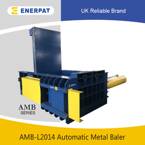 Commercial Automatic Waste Scrap Metal Baler for Aluminum Extrusion