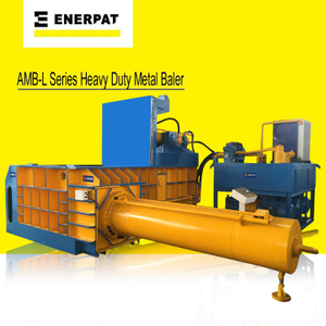 Automatic Ferrous And Non Ferrous Metal Baler (AMB-L3020)