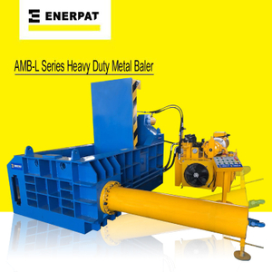 Automatic Metal and Aluminium Waste Balers(AMB-L1612)