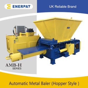 Heavy-Duty Metal Scrap Baling Press Machine for Cold Roll Sheet