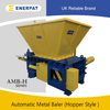 Industrial Metal Cans Baler for Sale