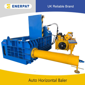 Commercial Scrap Metal Baler Manufacturer for Light Gauge Steel