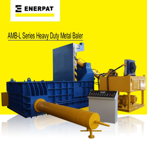 Automatic Heavy Duty Metal Baler (AMB-L2014)