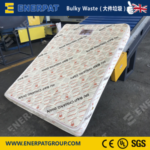 Waste Mattress Shredder
